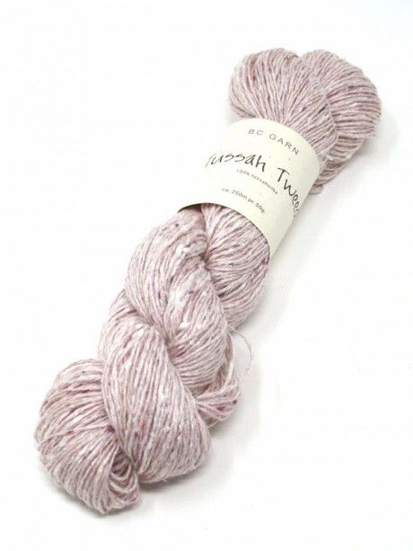 Tussah Tweed - tt01 Cream Rose