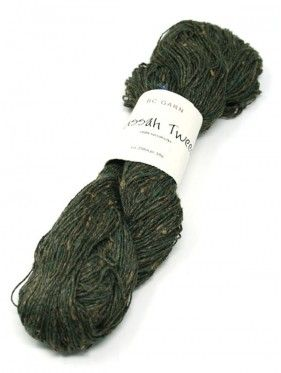 Tussah Tweed - tt 33 Forest Green