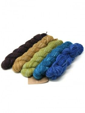 Fino - Mini Skeins Georgiana