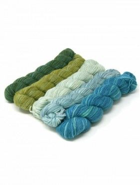 Fino - Mini Skeins Flora