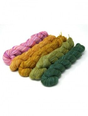 Fino - Mini Skeins Dorothea
