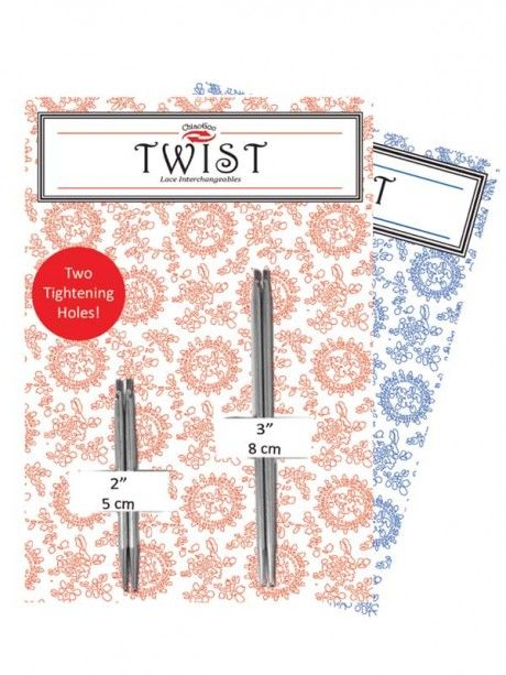 Chiaogoo - Twist SHORTIES Combo Packs Cable + Tips