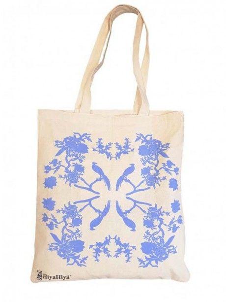 Hiya Hiya - Tote project bag