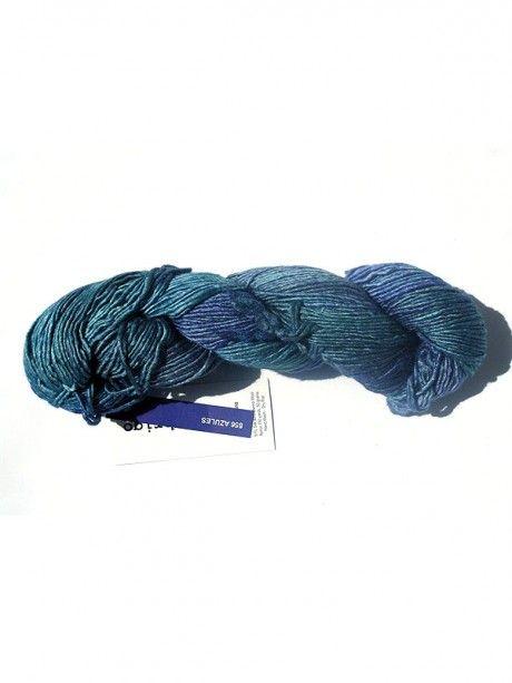 Silky Merino - Azules 856