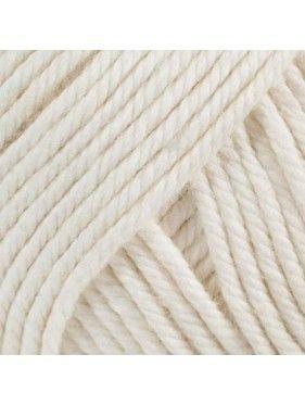 Cotton DK - Ecru 002