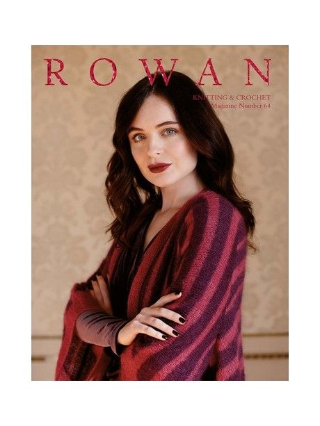 Rowan Knitting & Crochet Magazine 64
