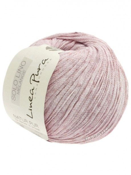 Solo Lino Melange - 106 Light Pink