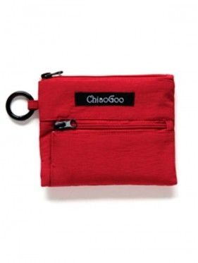Chiaogoo - Estuche rojo Red Pocket Pouch