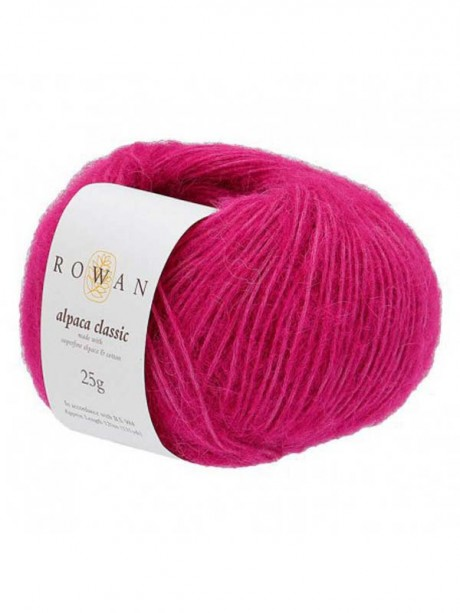 Rowan Alpaca Classic - Pink Lips 124