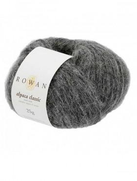 Rowan Alpaca Classic - Charcoal Melange 102