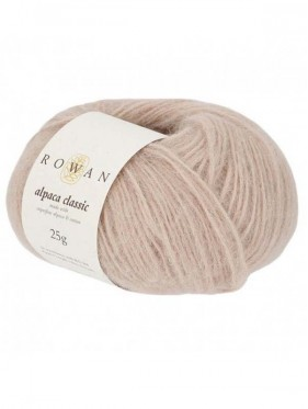 Rowan Alpaca Classic - Soft Satin 116