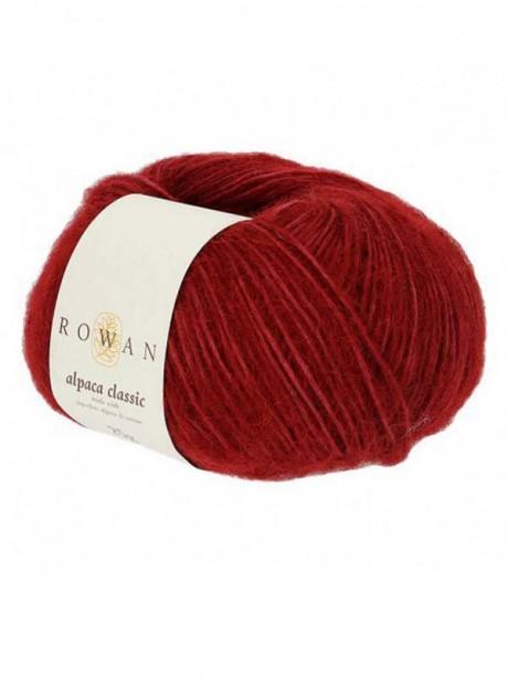 Rowan Alpaca Classic - Dahlia 121
