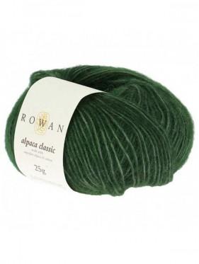 Rowan Alpaca Classic - Foliage Green 110