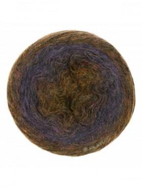 Gomitolo Puno - Púrpura cobre 007