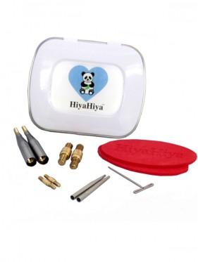 Hiya Hiya - Caja de herramientas agujas circulares