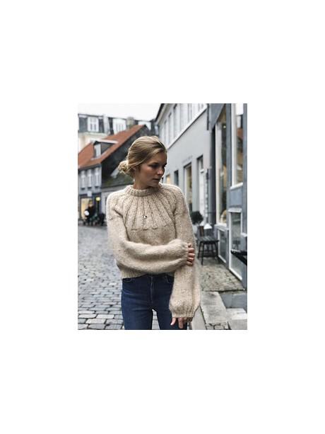 Patrón Petite Sunday Sweater