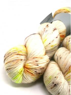 Qing Fibre Merino Single - Daffodils