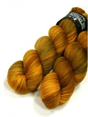 Qing Fibre Super Soft Sock - Be Rock Collection - Honey Comb