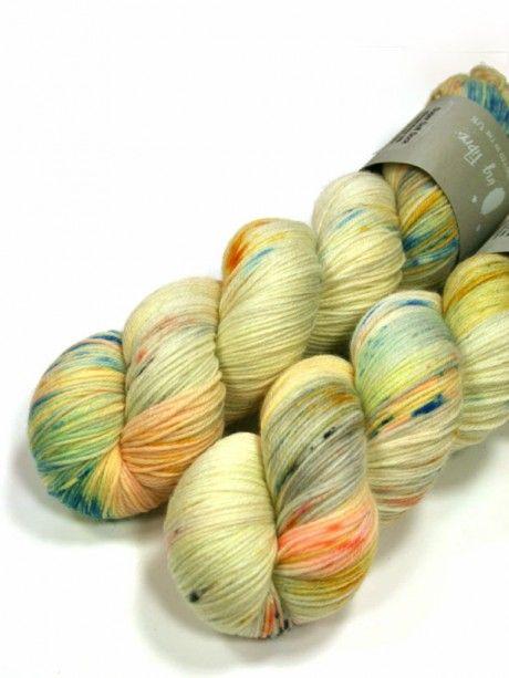 Qing Fibre Super Soft Sock - Soft Grey
