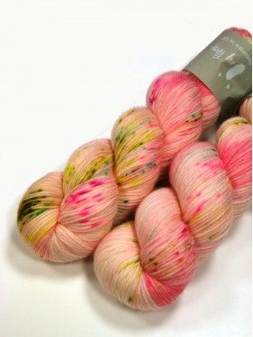 Qing Fibre Super Soft Sock - Cherry Hill