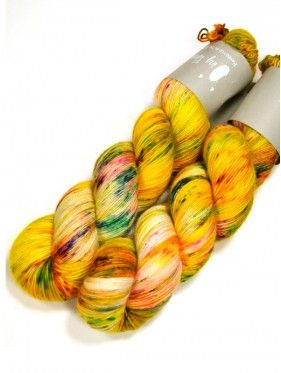 Qing Fibre Merino Single - Beeswax