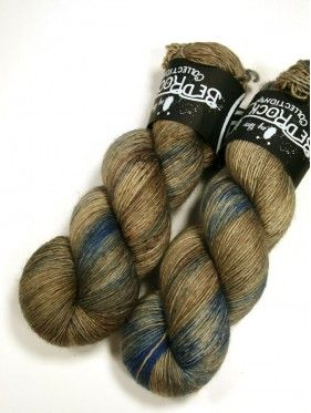 Qing Fibre Merino Single - Bluefinch
