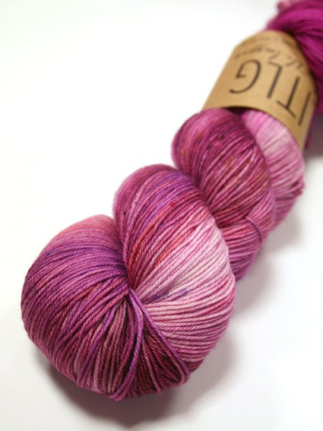 LITLG Fine Sock - Wild Rosebay