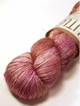 LITLG Silk Merino - Thorn Berry