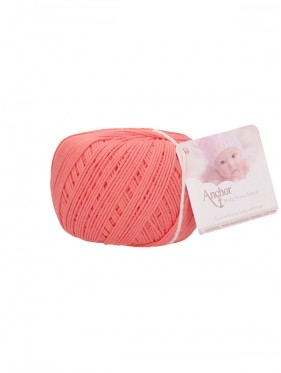 Anchor - Baby Pure Cotton 180 coral pink
