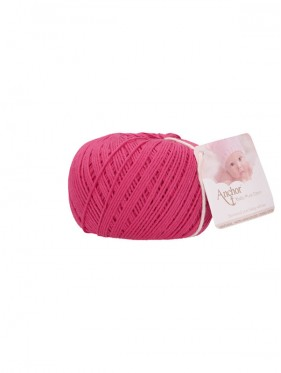 Anchor - Baby Pure Cotton 429 fucsia