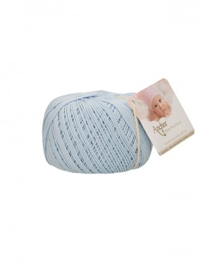 Anchor - Baby Pure Cotton 128 light blue