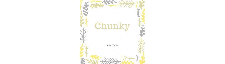 Chunky (5.5 a 8mm)